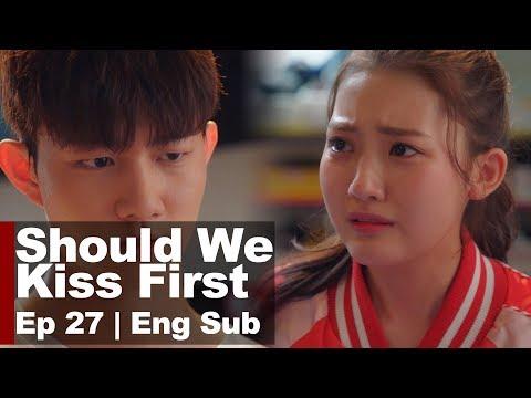 "Jung Da Bin's Jealousy!! ""I'm an adult!"" [Should We Kiss First Ep 27]"