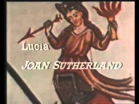 LUCIA DI LAMMERMOOR. G. DONIZETTI. SUTHERLAND / KRAUS.