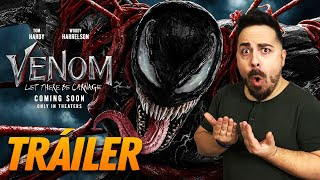 🔥DESCONCERTANTE🔥 Primer TRÁILER de VENOM: Let There be Carnage