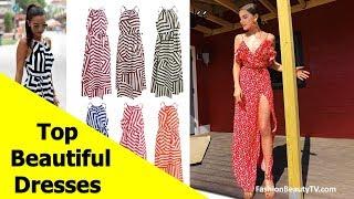 Top 50 beautiful dresses,best prom dresses,cheap best summer dresses for women S10