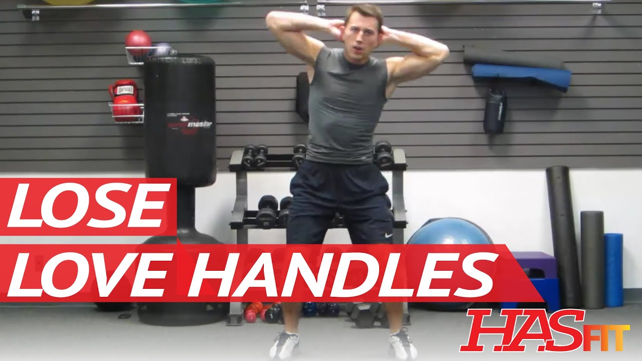 Get Rid Of Love Handles Workout