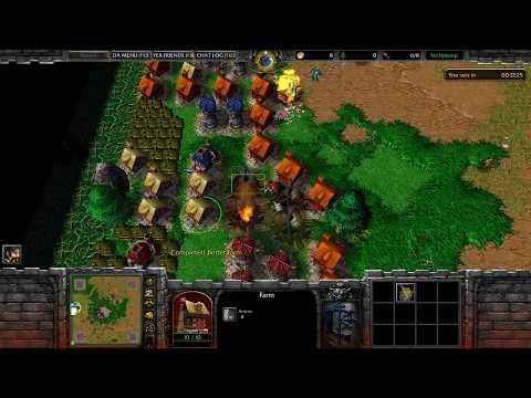 Warcraft 3 - Uber Survival! - [02]