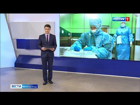 Вести-Волгоград. Выпуск 26.03.20 (17:00)
