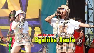 Syahiba saufa Feat AA JAYA Music ( 1 Jam Bersama Adinda Sound Sytem)