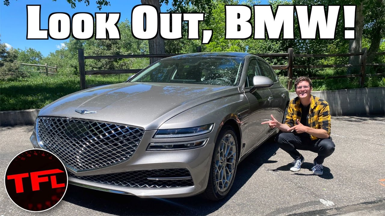 Download This Is My First, Unfiltered Look At The New 2021 Genesis G80 And WOW — This Thing ROCKS!