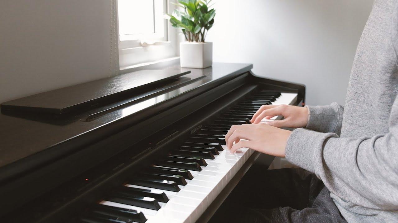 Mình tập piano 25 phút mỗi ngày trong 3 tháng   Kira