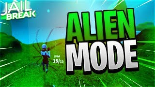 PLAYING THE JAILBREAK ALIEN INFECTION MODE! (Roblox)