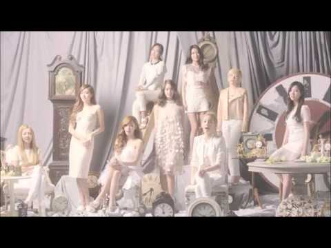 [HD] Girl's Generation - Time Machine (Japanese Ver.)