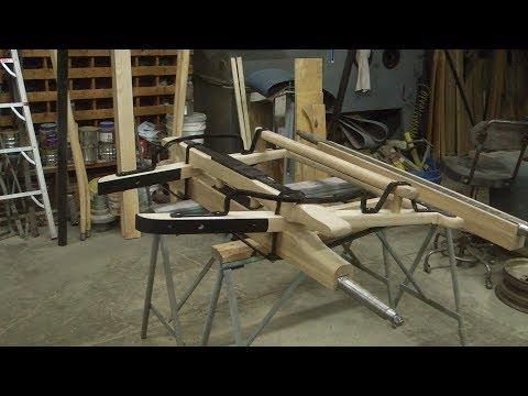 Sheep Wagon or Chuck Wagon Gear, Front Axle