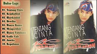 RC Formation -Tentang Cinta (Full Album 1995)