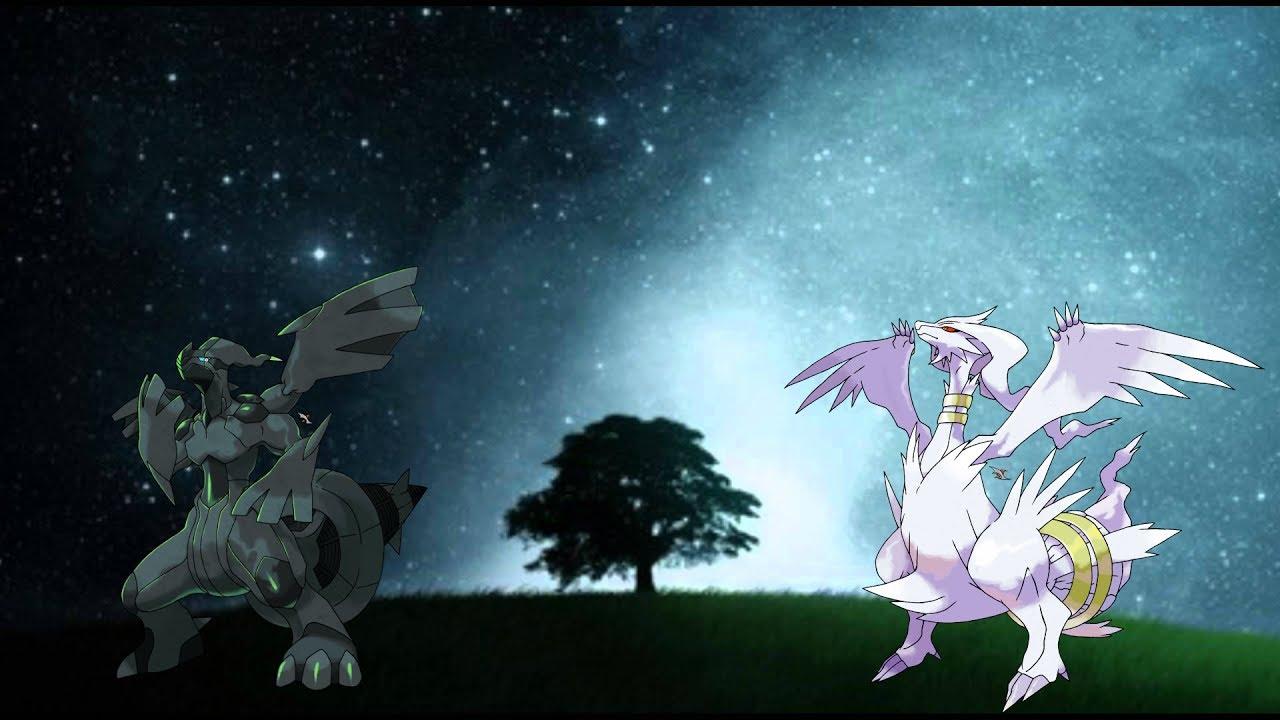Reshiram Zekrom Shiny Code Pokemon X Y Alpha Omega Youtube