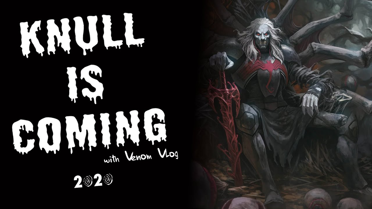 KNULL is Coming to VENOM in 2020 with Venom Vlog