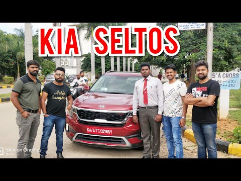 #KIA #Seltos most detailed review |  Gtx+ 1.4 Gasoline GDI turbo| Heads up display| wireless charger