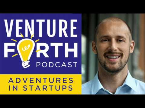 VentureForth with Jake Gibson, co-founder & former COO @ NerdWallet