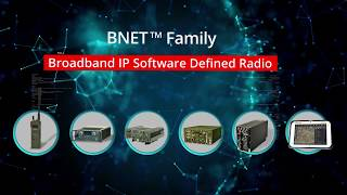 BNET Broadband IP Software Defined Radio