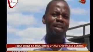 Fidia Kwa Wanaovamiwa Na Tembo