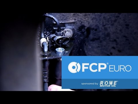 VW Brake Hose Replacement – Easy DIY (B5 Passat, Audi A4 – ROWE)