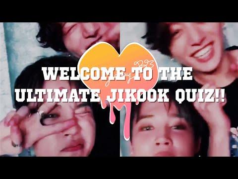 The Ultimate Jikook Quiz Video #JikookerChallengeGame