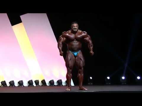 "Roelly ""The Beast"" Winklaar @ Arnold Classic Europe 2016"
