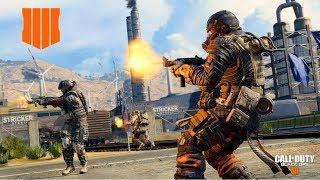 Black Ops 4 Blackout Beta : COD BO4 BattleRoyale