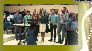 Grupul Eben Ezer Cind vom intra pe a tale porti de Aur Biserica Elim Arganda Madrid  15 12 2013
