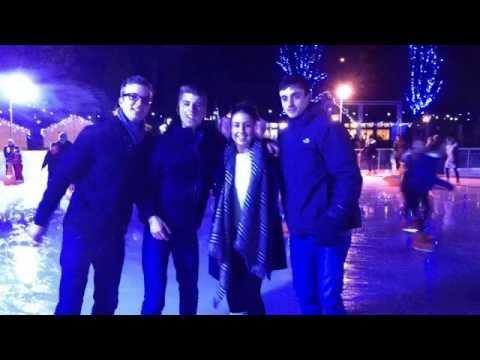 Calverley Ice Rink 2014
