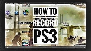 How To Record PS3 Gameplay Using PC Method 2016 - 2017