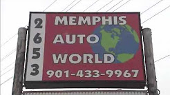 Memphis Auto World....Hookin U Up!