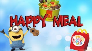 JdemeŽrát! 111. díl - Happy Meal od McDonald's!