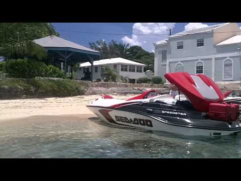 Miami to Bimini Bahamas on Jet Skis & Jet Boats - Part II - Tampa SeaDoo Crew