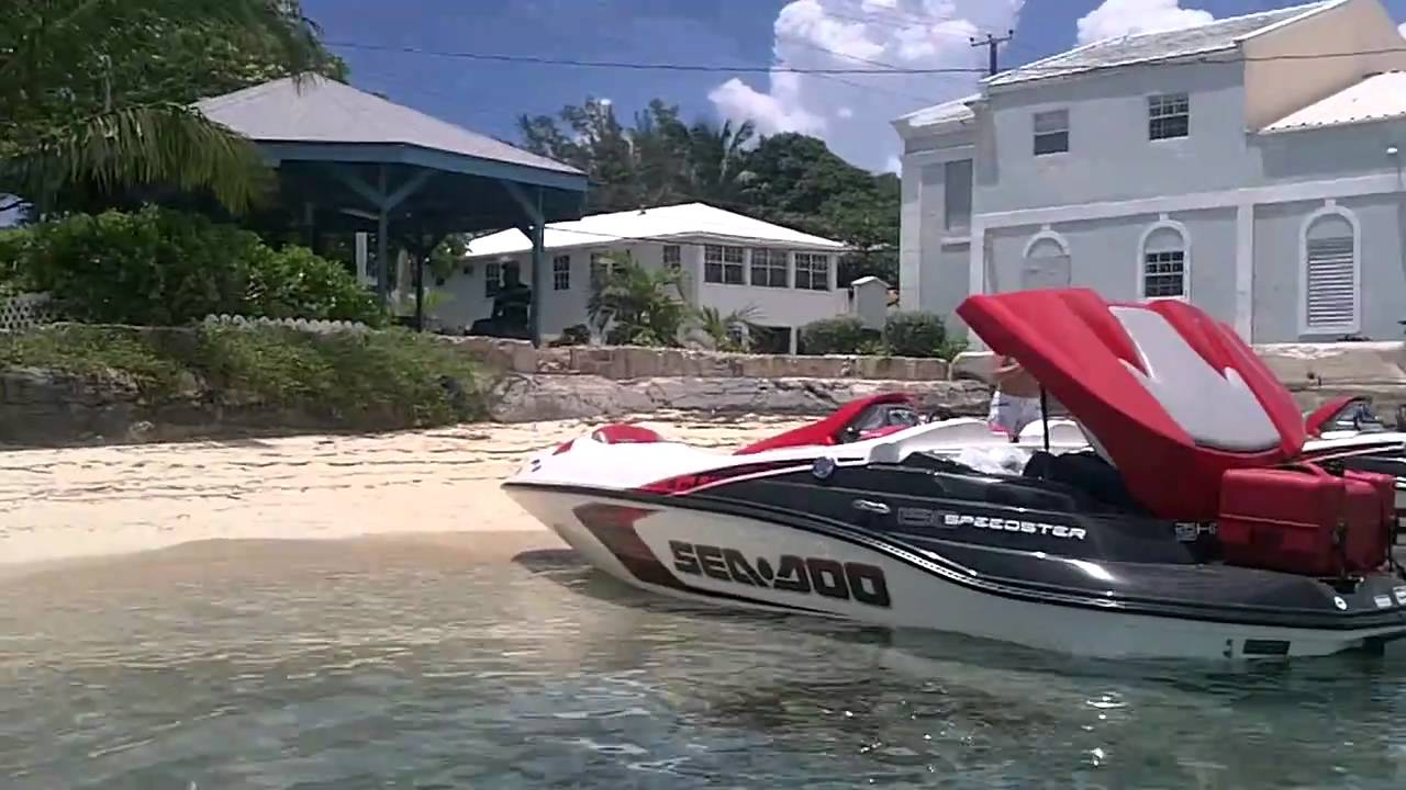 Miami To Bimini Bahamas On Jet Skis Jet Boats Part II Tampa - Tampa to bahamas