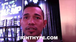 NONITO DONAIRE BREAKS DOWN LOMACHENKO VS. WALTERS; COMPARES IT TO LEONARD VS. DURAN