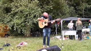 Tigeryouth - Standpauke vom Wirt (Hochschulradio Aachen Sommergrillen 10.08.2013)