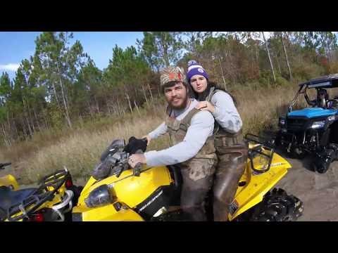 Canal Road 11-26-2016 Trail Riding/Water Trail