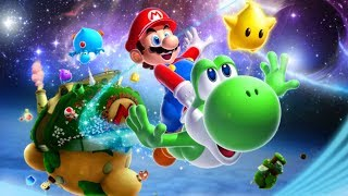 🌟 Super Mario Galaxy [ Wii U ] Gameplay -- Beginning HOME GATEWAY GALAXY Intro SMG No Commentary