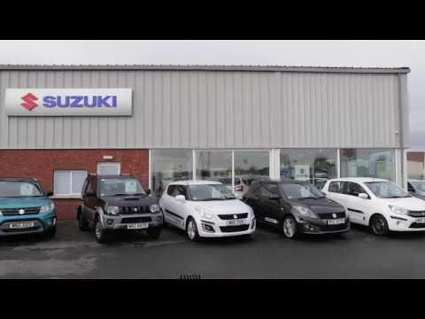 Donnelly & Taggart Suzuki Eglinton - YouTube