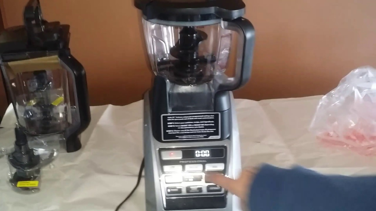 ninja kitchen system autoiq onetouch with total boost like new