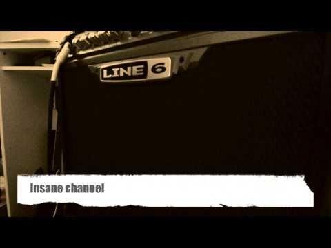 Line 6 Spider III 30W - Amp test