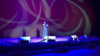 Диана Анкудинова (Diana Ankudinova)  Концерт Ларисы Рубальской в конц.зале Храма Христа Спасителя.