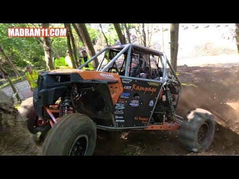 UTVs BLAST UP HILL AT RACE 2 RICHES