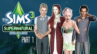 Let's Play: The Sims 3 Supernatural | Part 1 | Magic Powers(Welcome to my brand new let's play of The Sims 3 Supernatural! In this part we get to know the sims and start learning about their magic powers. Thanks for ..., 2014-10-08T17:00:05.000Z)