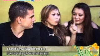 Amanda Gonzales Nggak Mau Pakai Nama Gonzales - cumicumi.com