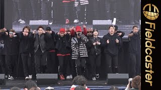 Download Mp3 【野外ライブ】the Rampage From Exile Tribe/「rampage All Day」を披露!「東京2020ライブサイト In 2018」イ