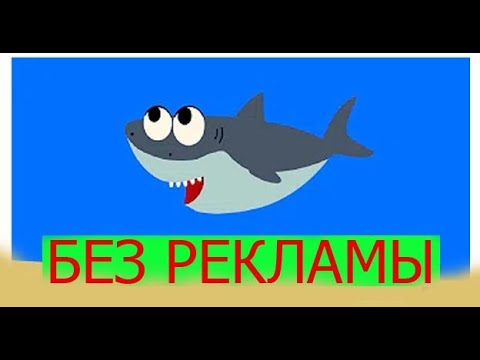 акула туруру 1ЧАС без рекламы #акула #туруру #акулатуруру