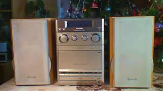 аудио Микро система стерео Panasonic SA PM 22