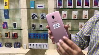 Samsung Galaxy J3 Pro 2017 Pink Full Review SM J330F DS