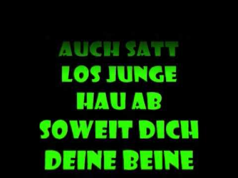 Sido Ft. Doreen - Nein ! (lyrics)