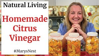 Download Video How to Make Homemade Citrus Scented Vinegar 3 Different Ways MP3 3GP MP4