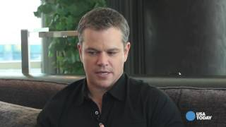 LIFE | Matt Damon to Tom Cruise on stunts: 'You win'