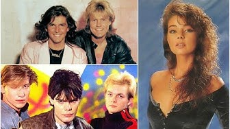 All German #1s of the 80s/ Nr.1 Hits Deutschland 1980-1989